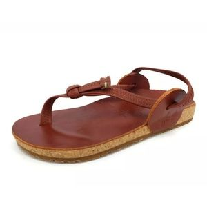 New OeTZI3300 Otz Leather Tara Sandals